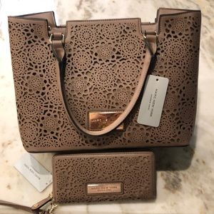 MARC NEW YORK Purse with Wallet. New with tags